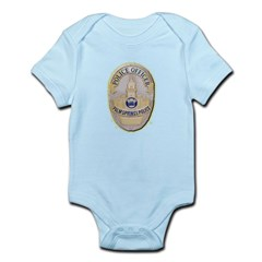 Palm Springs Police Infant Bodysuit