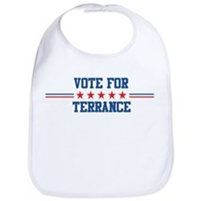 Vote for TERRANCE Bib