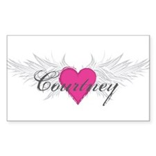 My Sweet Angel Courtney Decal