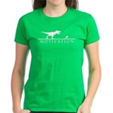 T Rex motivational Tee