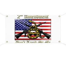 2nd Amendment Banner
