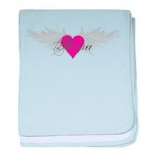 My Sweet Angel Brisa baby blanket