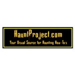 HauntProject Bumper Sticker