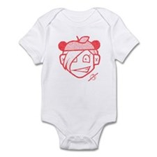 Apple Dapple Infant Bodysuit