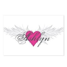 My Sweet Angel Ashlyn Postcards (Package of 8)
