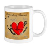 Funny Respiratory therapy Mug