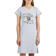 Grumpy Kitty Women's Nightshirt