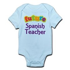 Future Spanish Teacher Onesie