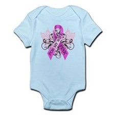 I Wear Pink for my Wife Infant Bodysuit