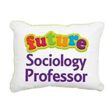 Future Sociology Professor Rectangular Canvas Pill