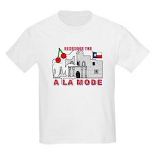 A LA MODE Kids T-Shirt