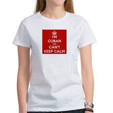 I'm Cuban and I Can't Keep Calm Tee