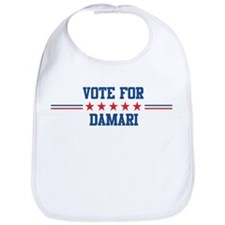 Vote for DAMARI Bib