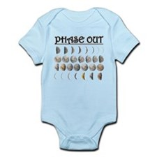 Moon Phase Out Infant Bodysuit