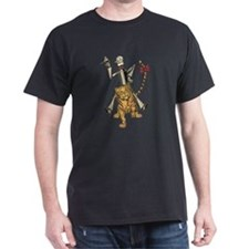 Oz Tin Woodman and Hungry Tiger T-Shirt