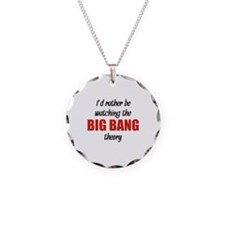The Big Bang Theory Necklace