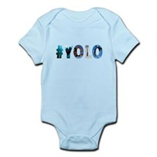 #YOLO Infant Bodysuit