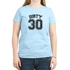 Dirty 30 Speckled T-Shirt