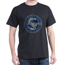 Travel Addict 'Compass' T-Shirt