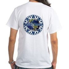 Travel Addict 'Compass' Shirt
