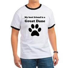 Great Dane Best Friend T