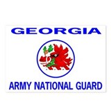Georgia National Guard Postcards (8)