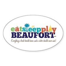 Cute Beaufort Decal