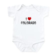 I * Colorado  Infant Bodysuit