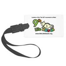 9LH Luggage Tag