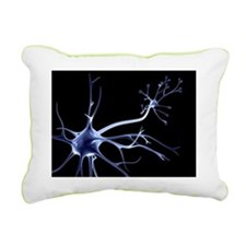 Nerve cell - Rectangular Canvas Pillow