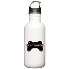 Got Game 2 Water Bottle