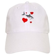 Personalized Shark Baseball Cap