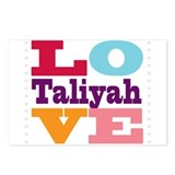I Love Taliyah Postcards (Package of 8)
