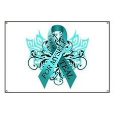 I Wear Teal for Myself Banner