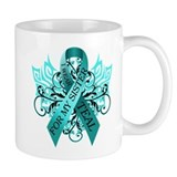 I Wear Teal for my Sister Mug