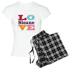 I Love Sloane Pajamas