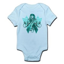 I Wear Teal for my Friend Infant Bodysuit
