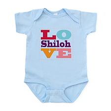 I Love Shiloh Onesie