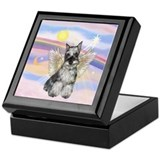 Cute  pastel colorful Keepsake Box