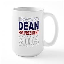 Howard Dean 2004 Mug