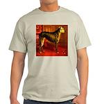 Deerhound Cassell 1881 Digita Ash Grey T-Shirt