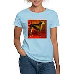 Deerhound Cassell 1881 Digita Women's Pink T-Shirt