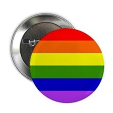 "Cool Gay pride 2.25"" Button"