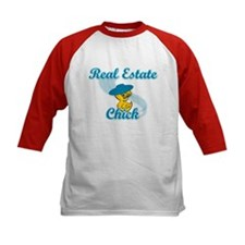 Real Estate Chick #3 Tee