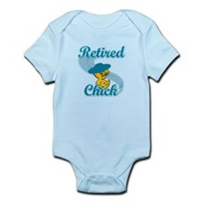 Retired Chick #3 Infant Bodysuit