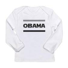 OBAMA: Long Sleeve Infant T-Shirt