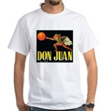 Vintage Don Juan Crate Label Tee Shirt