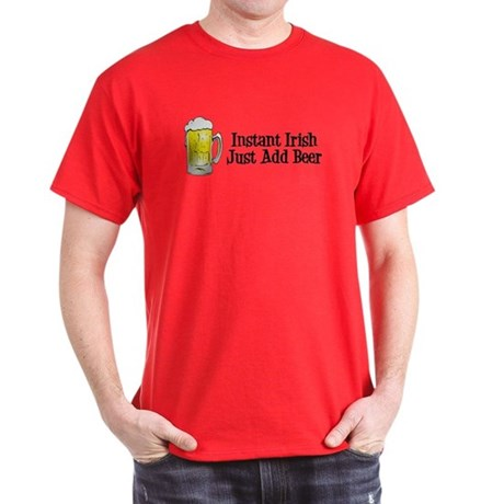 Instant Irish Dark T-Shirt