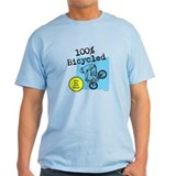 100% Bicycled - T-Shirt