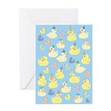 Just Ducky Birthday Card